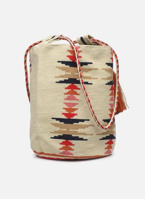 Handtaschen Guanabana Nina Bag Scallare beige ansicht von rechts