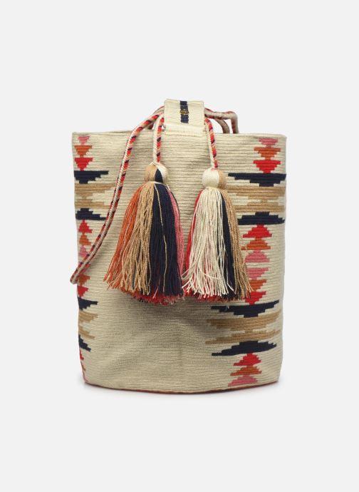 Borse Guanabana Nina Bag Scallare Beige vedi dettaglio/paio