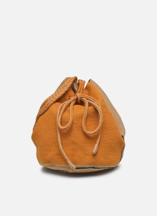 Handtaschen Guanabana Ami Bag Stingray gelb detaillierte ansicht/modell