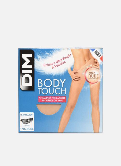 Socken & Strumpfhosen Dim BODY TOUCH VOILE EFFET NUDE beige detaillierte ansicht/modell