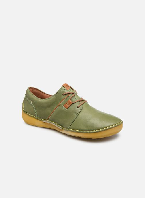 Sneaker Josef Seibel Fergey 91 grün detaillierte ansicht/modell