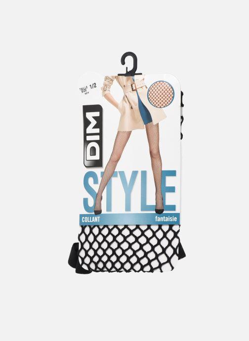 Socken & Strumpfhosen Dim STYLE Collant Nid d'Abeille schwarz detaillierte ansicht/modell