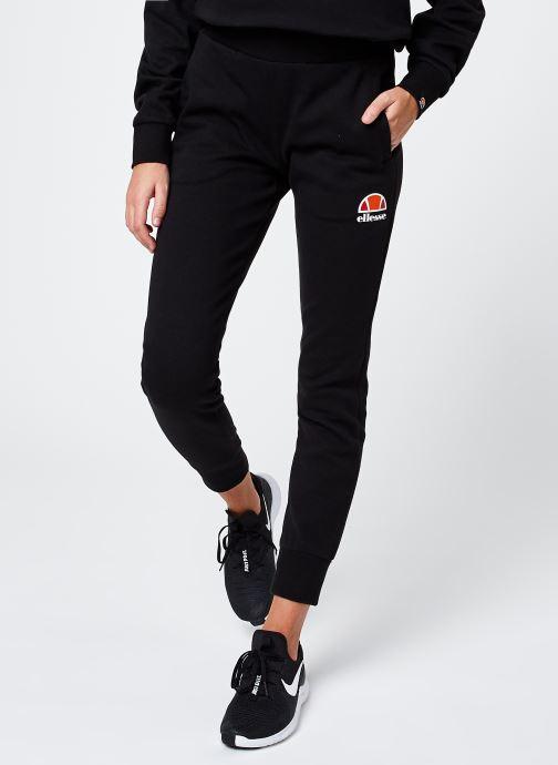 Vêtements Ellesse Forza Jog Pant W Noir vue détail/paire