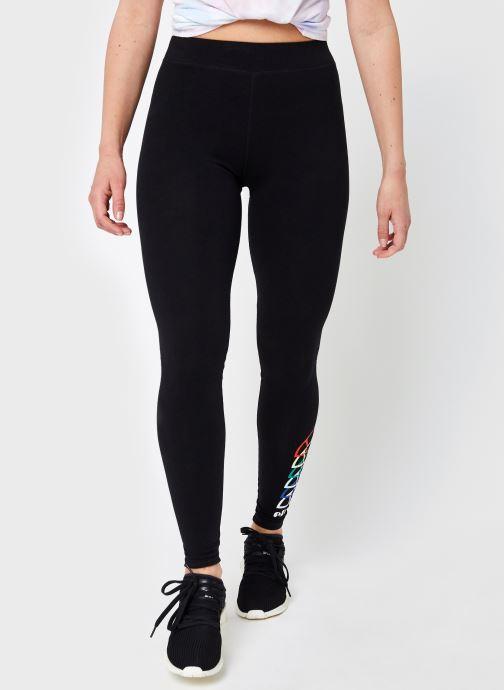 Kleding Ellesse Raffaella Legging W Zwart detail