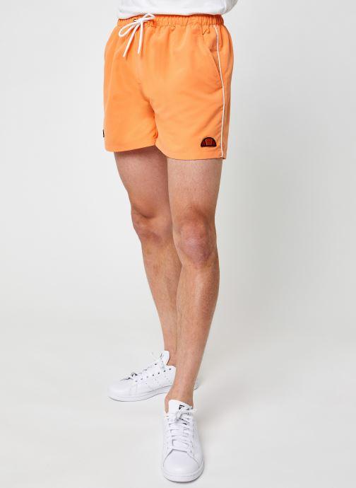 Vêtements Ellesse Dem Slackers Swim Short M Orange vue détail/paire