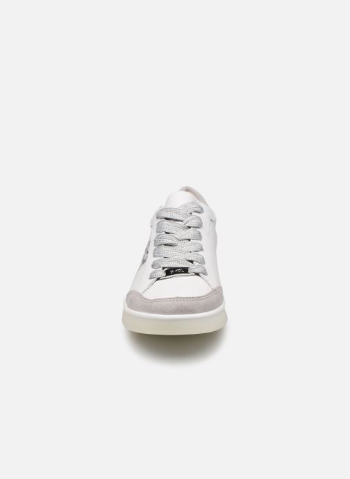 Baskets Ara Rom HighSoft Blanc vue portées chaussures