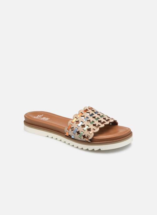 Sandales et nu-pieds Ara Alicante Bleu vue détail/paire