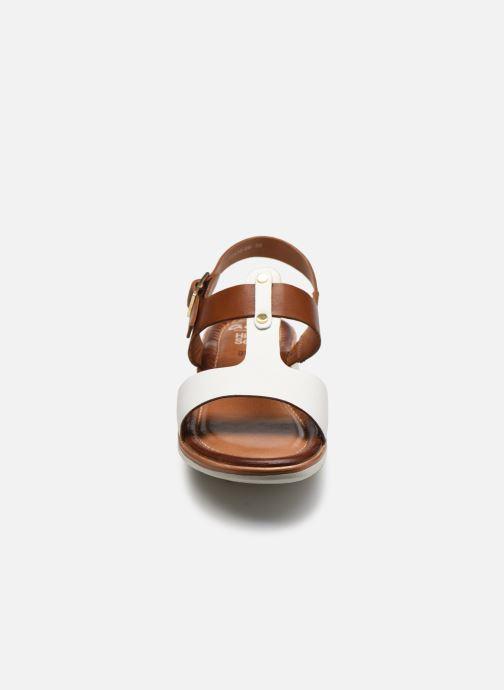 Sandalen Ara Kreta weiß schuhe getragen