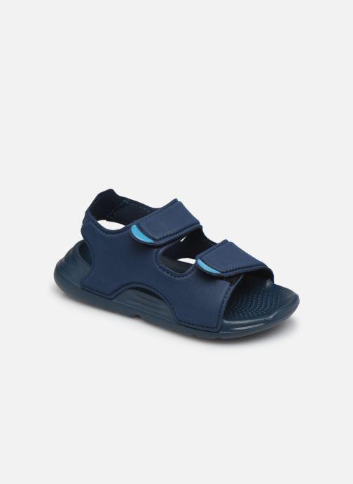 Sandalen adidas performance Swim Sandal I Blauw detail
