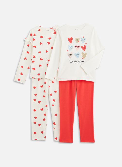 Lot De 2 Pyjama Jlml Coeur