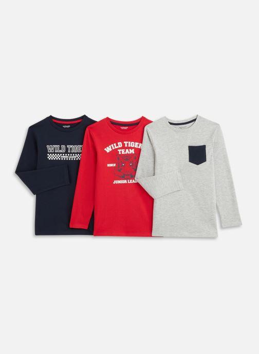 Lot 3T-shirt manches longues