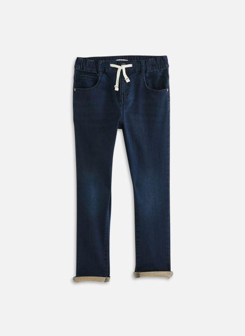 Abbigliamento Vertbaudet Jean A Enfiler Azzurro vedi dettaglio/paio