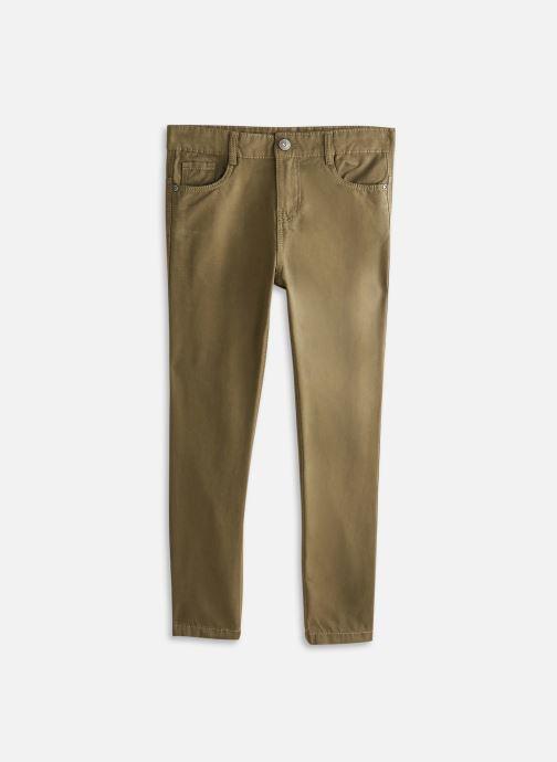 Pantalon droit - Indes Droit Couleur