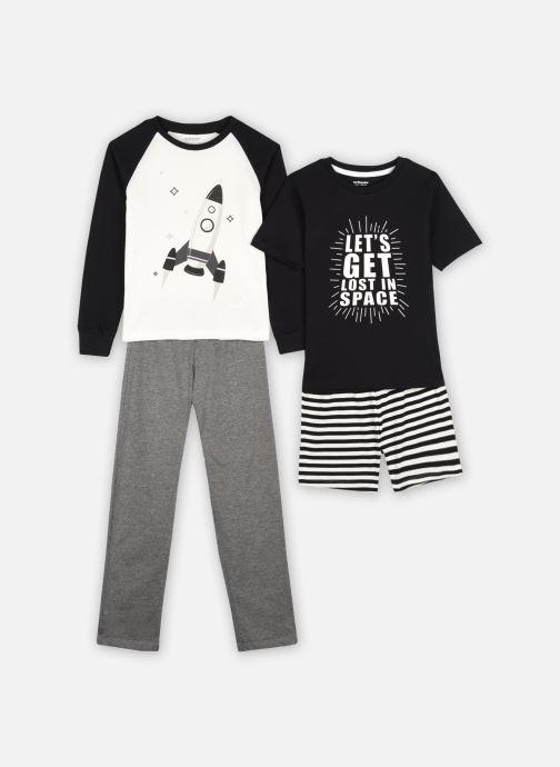 Kleding Accessoires Lot De Pyjashort + Pyjama Ml F