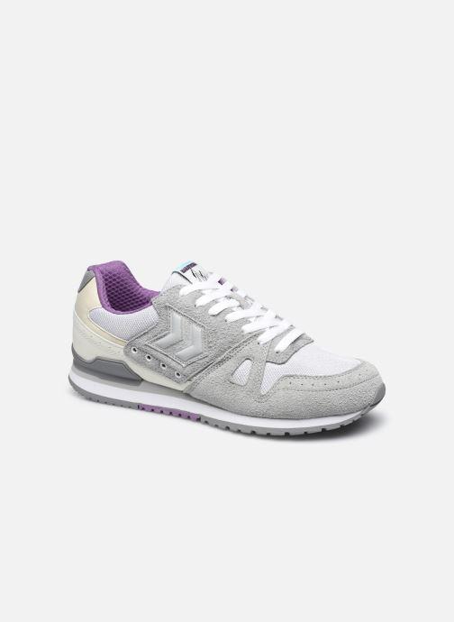 Sneaker Hummel Marathona Suede grau detaillierte ansicht/modell