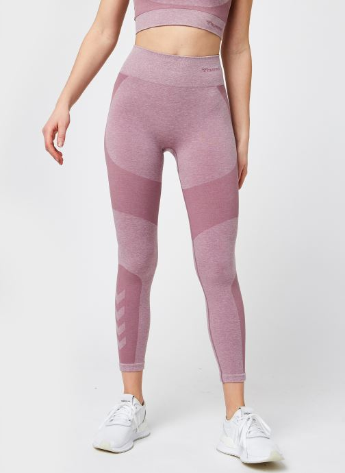Pantalon legging - Hummel Rosa Seamless 7/8 Tights