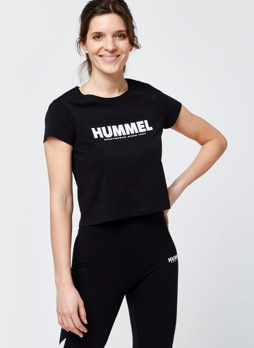 T-shirt - Hummel Legacy Woman Cropped