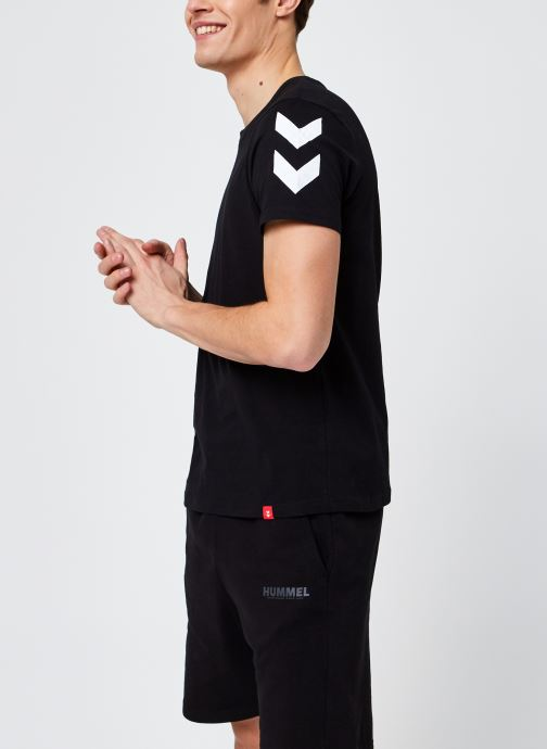 Hummel Legacy Chevron T Shirt - Selectionné par Mi