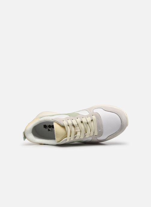 Sneakers Diadora Camaro Icona Wn Wit links