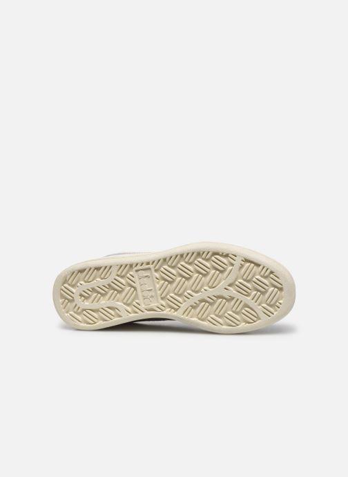 Sneakers Diadora Mi Basket Low Icona Wn Bianco immagine dall'alto