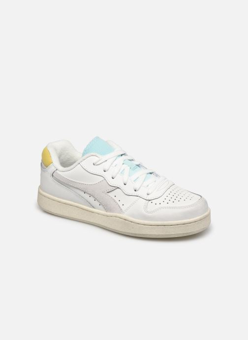 Sneakers Diadora Mi Basket Low Icona Wn Bianco vedi dettaglio/paio