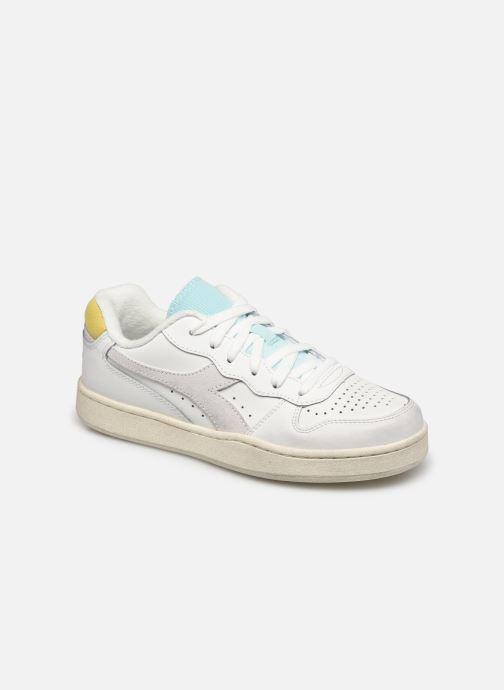 Sneakers Diadora Mi Basket Low Icona Wn Wit detail
