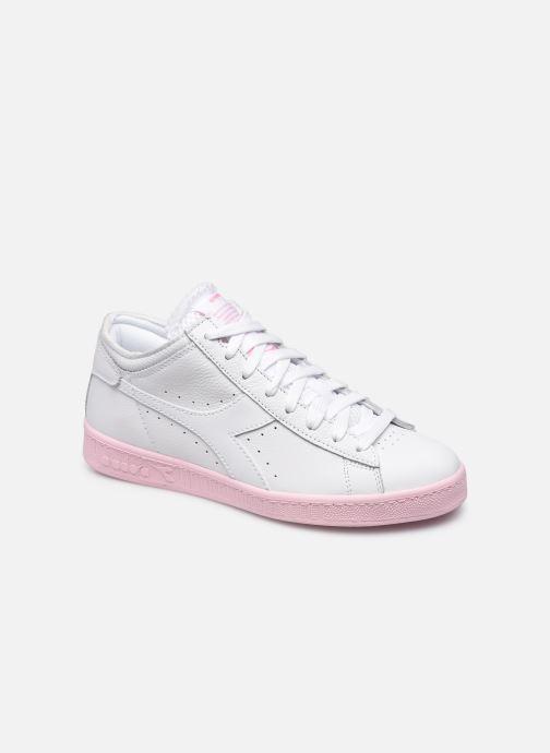 Sneakers Diadora Game L Row Cut Sole Block Wn Wit detail