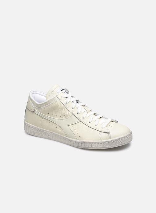 Sneakers Diadora Game L Waxed Row Cut Wit detail