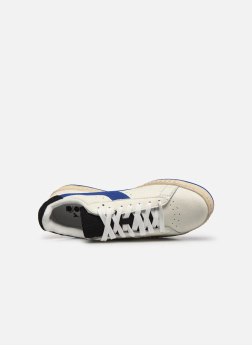 Sneakers Diadora Game L Low Icona Wit links