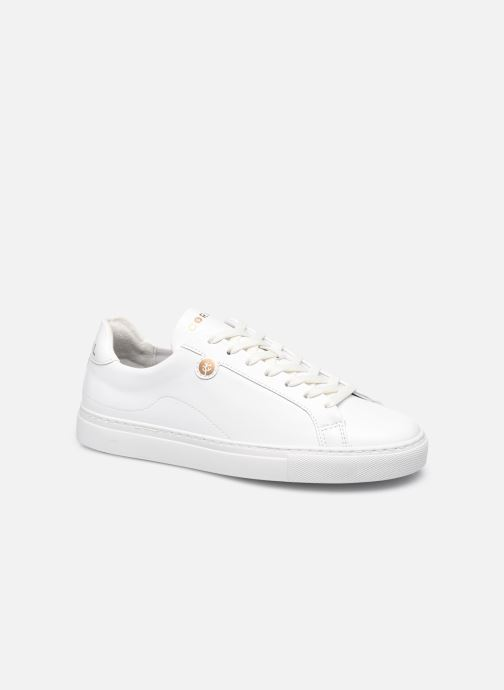 Sneakers Corail Marseille 21 F Wit detail