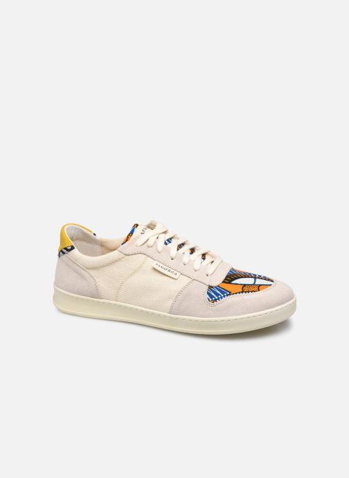 Sneaker Panafrica Sahara-argile M weiß detaillierte ansicht/modell