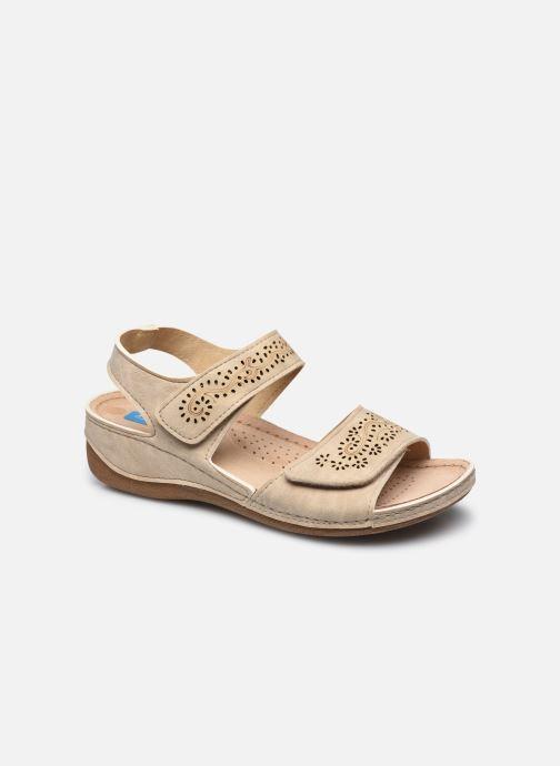 Sandalen Damart Louis beige detaillierte ansicht/modell