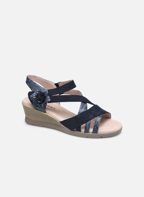 Sandalen Damart Vico blau detaillierte ansicht/modell
