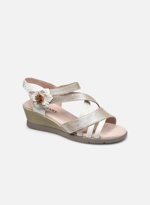 Sandalen Damart Vico silber detaillierte ansicht/modell