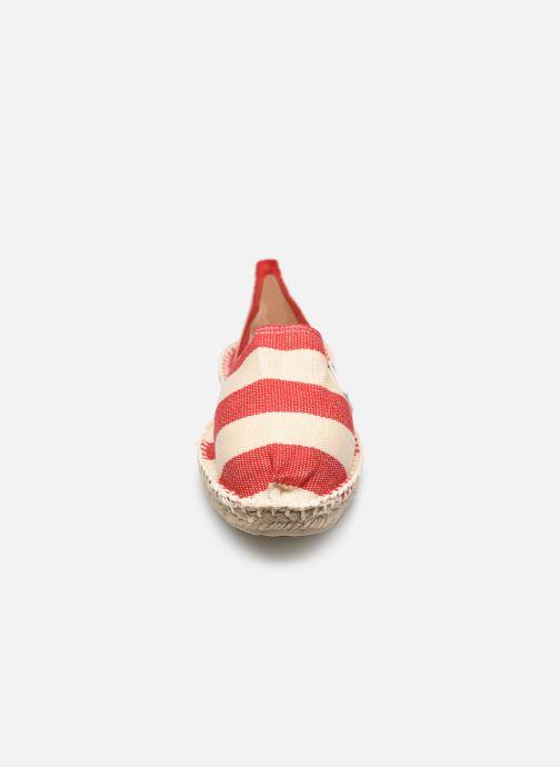 Espadrilles 1789 CALA Classique Golfo - Made In France - M rot schuhe getragen