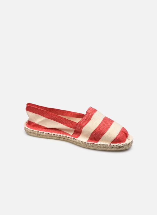 Espadrilles 1789 CALA Classique Golfo - Made In France - M rot detaillierte ansicht/modell