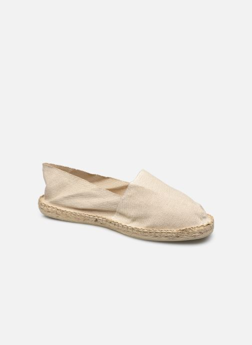 Espadrilles Heren Classique Uni - Made In France - M