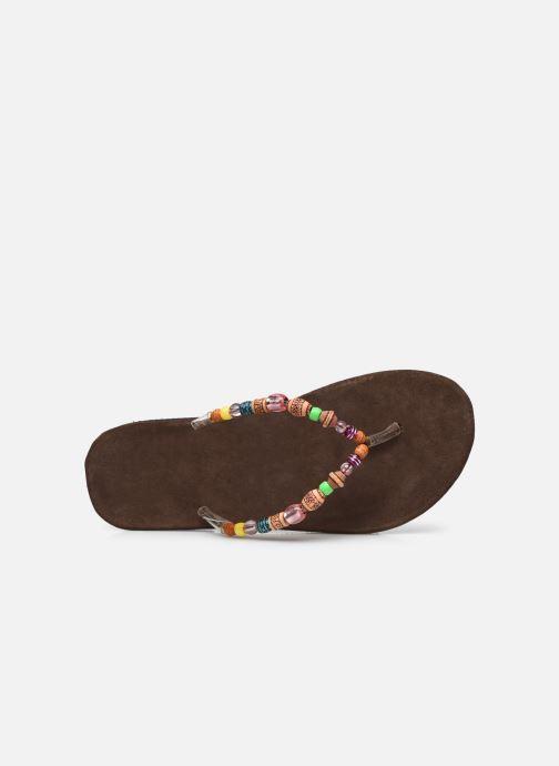 Infradito Banana Moon Perla Shoes W Multicolore immagine sinistra