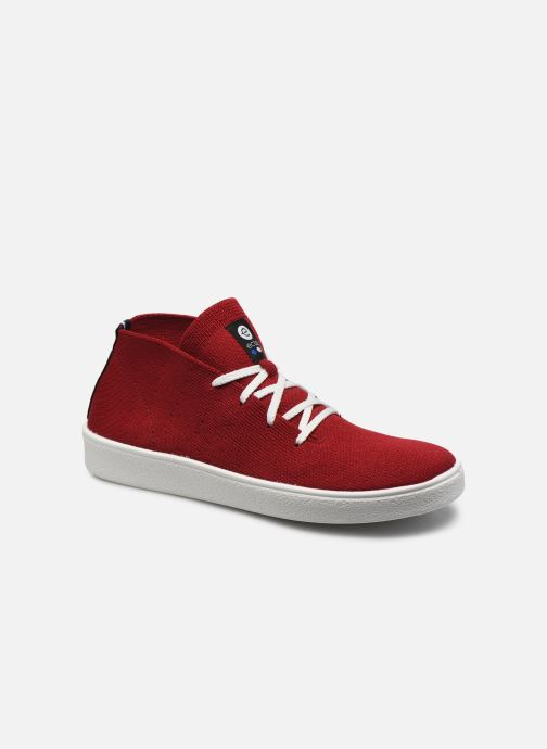Sneakers Ector Ector Blizzard W Rood detail