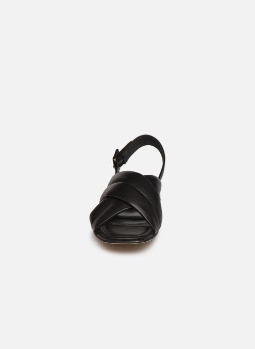 Sandalen HÖGL Feeling schwarz schuhe getragen