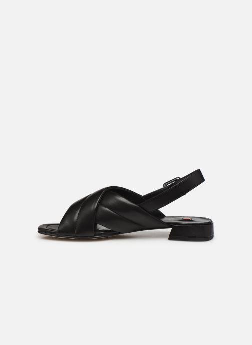 Sandalen HÖGL Feeling schwarz ansicht von vorne