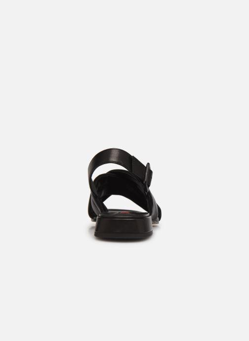 Sandalen HÖGL Feeling schwarz ansicht von rechts
