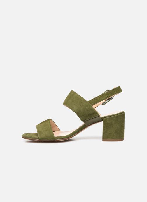 Sandalen HÖGL Pure Groen voorkant