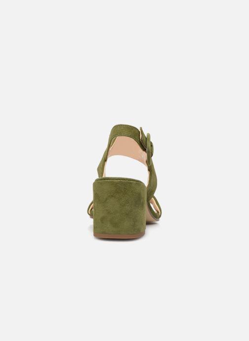 Sandalen HÖGL Pure Groen rechts