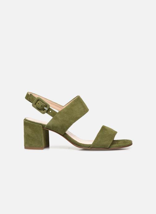 Sandalen HÖGL Pure Groen achterkant
