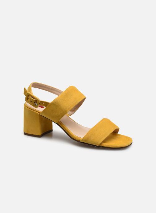 Sandalen HÖGL Pure gelb detaillierte ansicht/modell