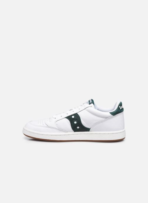 Sneakers Saucony Jazz Court M Bianco immagine frontale