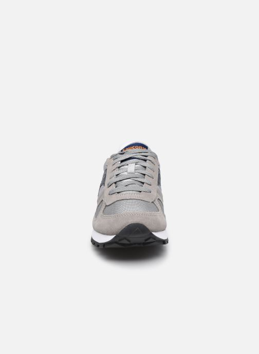 Sneaker Saucony Shadow Original M grau schuhe getragen