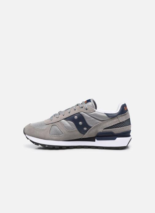 Sneaker Saucony Shadow Original M grau ansicht von vorne