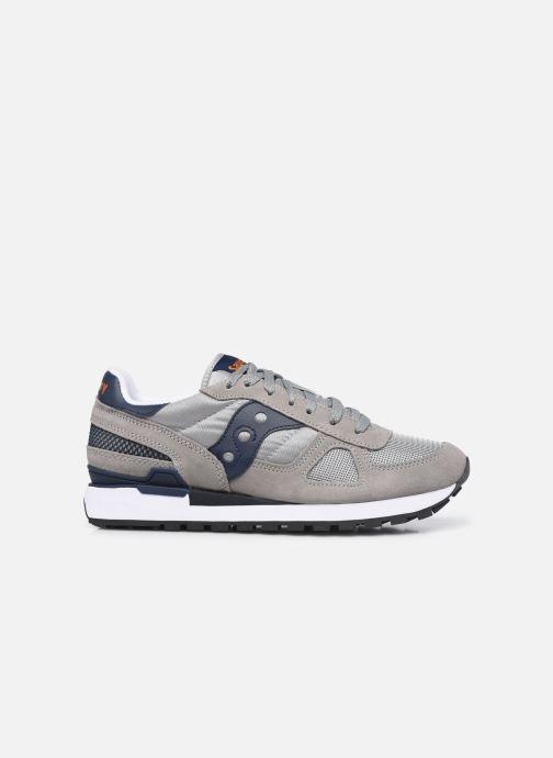 Sneaker Saucony Shadow Original M grau ansicht von hinten